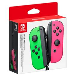 NINTENDO SWITCH JOY-CON PAIR NEON GREEN & NEON PINK - GDG