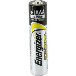 Energizer Baterie alcalina Industrial, AAA, LR03, 1.5V, 10 pcs