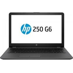 "Laptop HP 15.6"" 250 G6,  Intel Celeron N3060 , 4GB, 500GB, GMA HD 400, FreeDos, Dark Ash Silver"