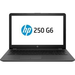 "Laptop HP 15.6"" 250 G6,  Intel Core i3-6006U , 4GB DDR4, 500GB, GMA HD 520, FreeDos, Dark Ash Silver, no ODD"