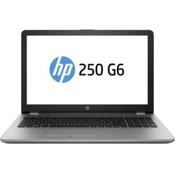 "Laptop HP 15.6"" 250 G6, FHD, Intel Core i5-7200U , 8GB DDR4, 256GB SSD, GMA HD 620, FreeDos, Silver"
