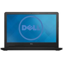 "Laptop Dell Inspiron 3552 Intel Celeron N3060 up to 2.48 GHz, 15.6"", 4GB, 500GB, DVD-RW, Intel HD Graphics, Ubuntu Linux, Black"