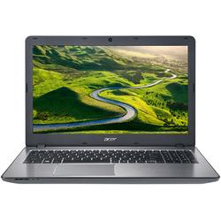 "Laptop Acer Aspire F15 F5-573G-757Z Intel Core i7-7500U 2.70 GHz, Kaby Lake, 15.6"", Full HD, 8GB, 1TB + 8GB SSD, DVD-RW, NVIDIA GeForce GTX 950M 4GB, Linux, Silver"