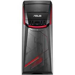 Sistem gaming ASUS G11CD-K-RO012D Intel Core i7-7700 3.60 GHz, Kaby Lake, 8GB, 1TB + 128GB M.2 SSD, DVD-RW, nVIDIA GeForce GTX1060 3GB, Free DOS, Black