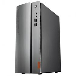 Sistem desktop Lenovo IdeaCentre 510-15IKL Intel Core i3-7100 3.90 GHz, Kaby Lake, 4GB, 1TB, DVD-RW, Intel HD Graphics, Free DOS