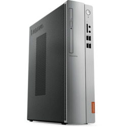 Sistem desktop Lenovo IdeaCentre 310S-08IAP Intel Celeron J3455 1.50 GHz, 4GB, 1TB, DVD-RW, Intel HD Graphics, Free DOS