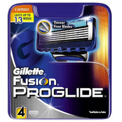 Gillette Fusion ProGlide Manual, 4 buc