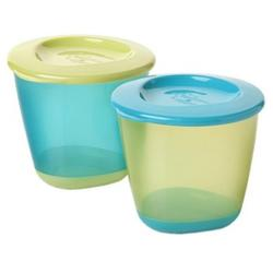 Tommee Tippee Explora Blue Food Lid Dish Set