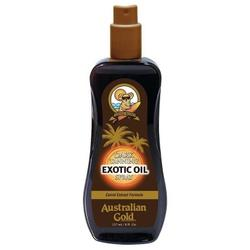 Australian Gold Accelerator bronz Dark Tanning Exotic Oil Spray