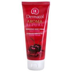 Dermacol Crema de maini Aroma Ritual Black Cherry, 100 ml