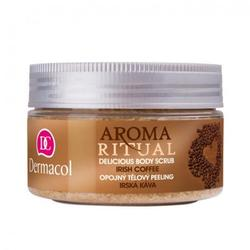 Dermacol Exfoliant de corp Aroma Ritual Body Scrub Irish Coffee, 200 ml