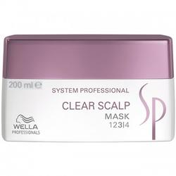 Wella SP Masca de par Clear Scalp 200ml
