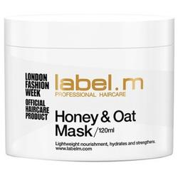 Label.m Masca de par Honey & Oat 120ml