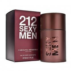 Carolina Herrera Parfum de barbat 212 Sexy Men Eau de Toilette 50ml