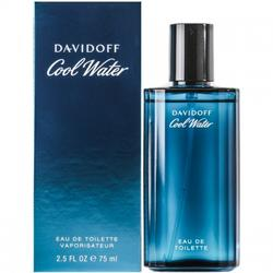Davidoff Parfum de barbat Cool Water Eau de Toilette 75ml