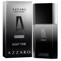 Azzaro Parfum de barbat Pour Homme Night Time Eau de Toilette 100ml