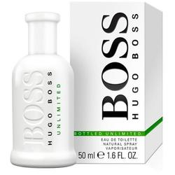 Hugo Boss Parfum de barbat No.6 Bottled Unlimited Eau de Toilette 50ml