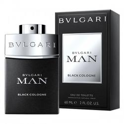 Bvlgari Parfum de barbat Man Black Cologne Eau de Toilette 60ml