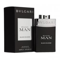 Bvlgari Parfum de barbat Man Black Cologne Eau de Toilette 100ml