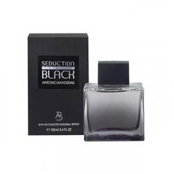 Antonio Banderas Parfum de barbat Seduction in Black Eau de Toilette 100ml