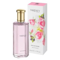 Yardley Parfum de dama English Rose Eau de Toilette 50ml