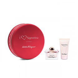 Salvatore Ferragamo Set cadou Signorina Eau de Parfum 30 ml + body lotion 50 ml