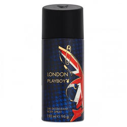 Playboy Deodorant spray London 150ml