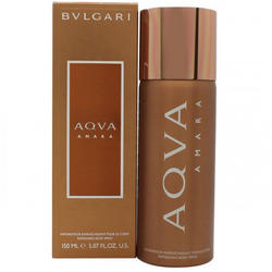 Bvlgari Deodorant spray Aqva Amara 150ml