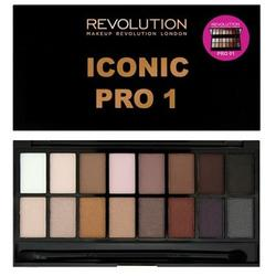 Makeup Revolution London Paleta de culori Iconic Pro 1