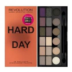 Makeup Revolution London Paleta de culori Salvation Hard Day