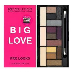 Makeup Revolution London Paleta de culori Pro Looks Big Love