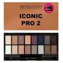 Makeup Revolution London Paleta de culori Iconic Pro 2
