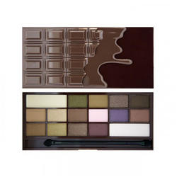 Makeup Revolution London Paleta de culori I Love Makeup I Love Chocolate
