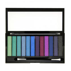 Makeup Revolution London Paleta de culori Redemption Mermaids Vs Unicorns