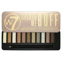 W7 Paleta de culori Colour Me Buff Natural Nudes