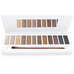 Lagure Paleta de culori Color Pro Eye Palette Alb