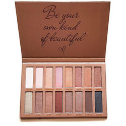 Lamora Beauty Paleta de culori Exposed