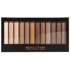 Makeup Revolution London Paleta de culori Redemption Essential Shimmers