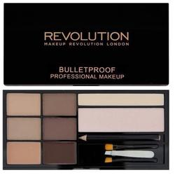 Makeup Revolution London Kit pentru sprancene Ultra Brow Fair to Medium