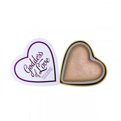 Makeup Revolution London Blush I Love Makeup Golden Goddess Baked Highlighter