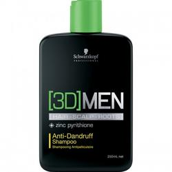 Schwarzkopf Professional Sampon [3D]MEN Anti-Dandruff 250ml