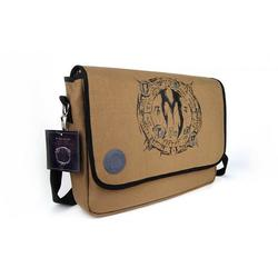Gaya Entertainment THE ELDER SCROLLS ONLINE MESSENGER BAG CANVAS SIGIL POUCH