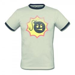 Gaya Entertainment SERIOUS SAM VINTAGE LOGO RINGER TSHIRT L