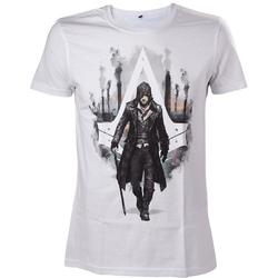 Bioworld Europe ASSASSINS CREED SYNDICATE JACOB FRYE WHITE TSHIRT XL