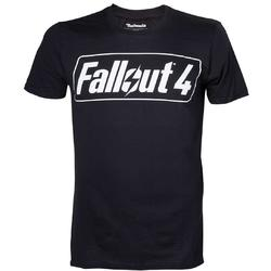 Bioworld Europe FALLOUT 4 LOGO TSHIRT XL