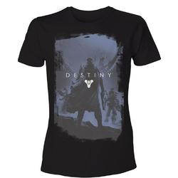 Bioworld Europe DESTINY BLACK TSHIRT L
