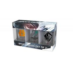 Gaya Entertainment METAL GEAR RISING COLLECTION SHOTGLASSES