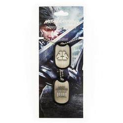 Gaya Entertainment METAL GEAR RISING PROTOTYPE DOG TAG