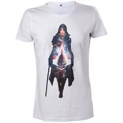 Bioworld Europe ASSASSINS CREED SYNDICATE EVIE FRYE WHITE TSHIRT M