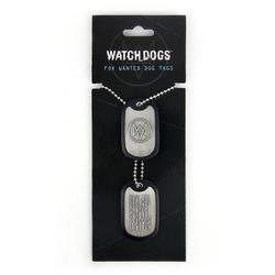 Gaya Entertainment WATCH DOGS DOG TAG FOX WANTED